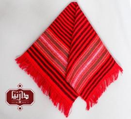 دستمال دستبافت پنبه ای رامیان