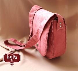 کیف صورتی