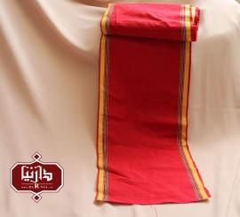 پارچه دستبافت سنتی ترکمن