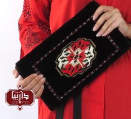 کیف قالی ماری گل