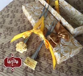 چنگال کیک خوری 0073