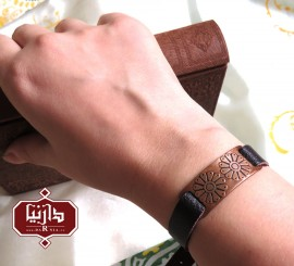 دستبند مسی 0024