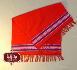 رومیزی دستبافت سنتی رامیان طرح 1