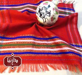 دستمال دستبافت سنتی رامیان طرح 2