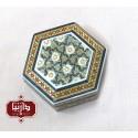 جعبه جواهری 6 ضلعی