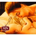 تابلو فرش طرح مادر و کودک