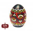 تخم مرغ رنگی سبز