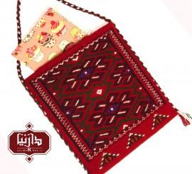 کیف آویز گلیمی سنتی