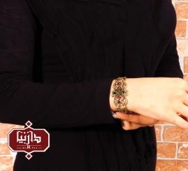 دستبند گل چهار پر 1165