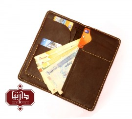 کیف پول چرم مردانه