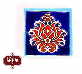 مگنت سفالی شاه عباسی