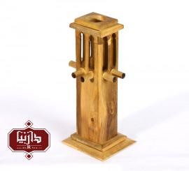 عود سوز چوبی طرح بادگیر