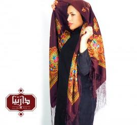 روسری نخ پنبه ای صبار (ویژه قرعه کشی جشنواره هفتگی هدیه های دوست داشتنی)