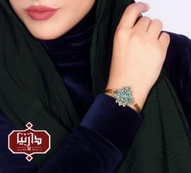 دستبند فیروزه کوب شاه عباسی