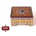 جعبه چای طرح سنتی