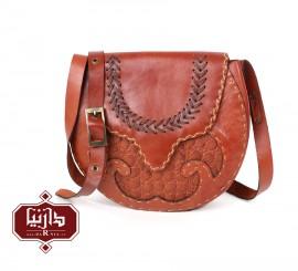 کیف چرم طبیعی تیر
