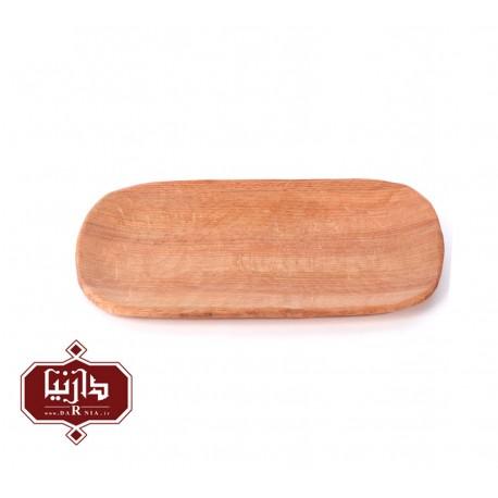سینی چوبی گیل چو طرح 6