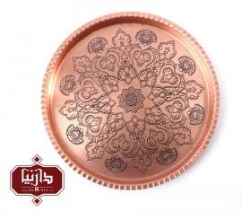سيني مسي زنجان اثر نظریان طرح 1 قطر 28 سانتي متر