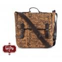 کیف دوشی بند چرمی برند فرفره رنگی