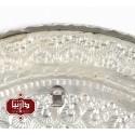 سینی مسي قلمزنی شده قطر 40 سانتي متر اثر پورحیدر