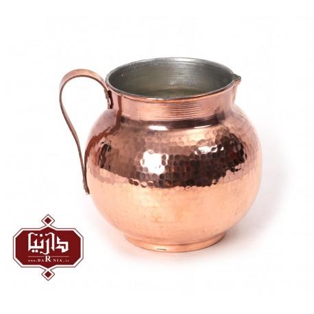 پارچ مسي زنجان اثر محمدی طرح 1