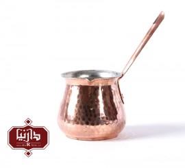 قهوه جوش مسي زنجان اثر محمدی سایز 2