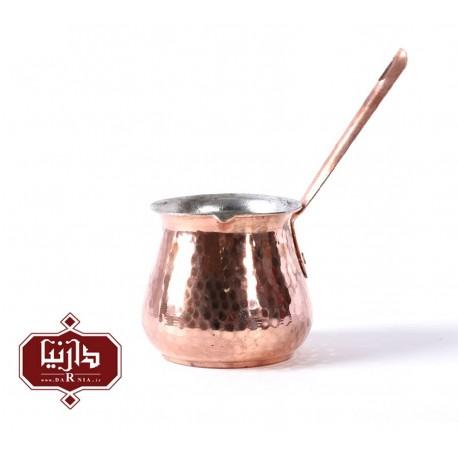 قهوه جوش مسي زنجان اثر محمدی سایز 1