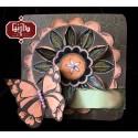 کارت پستال آفتاب و پروانه-داخل