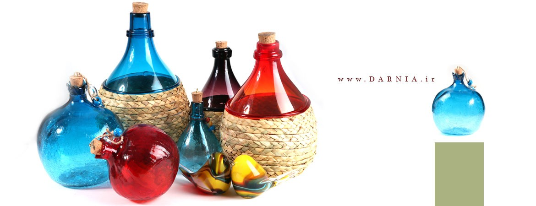 محصولات شیشه ای آبگینه2
