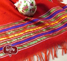رومیزی دستبافت سنتی رامیان طرح 2
