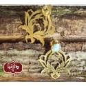 گوشواره برنجی شاه عباسی