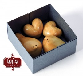 باکس پرنده و قلب روز عشق