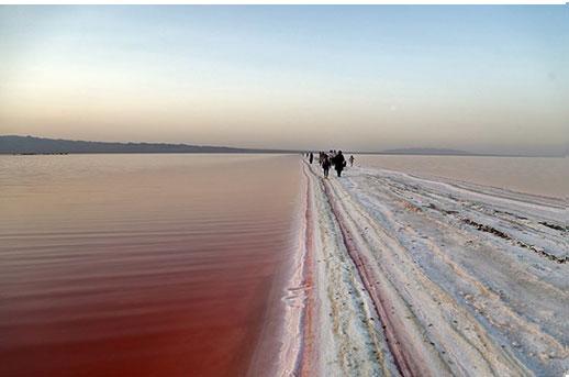 دریاچه های ایران